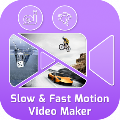 fast motion video