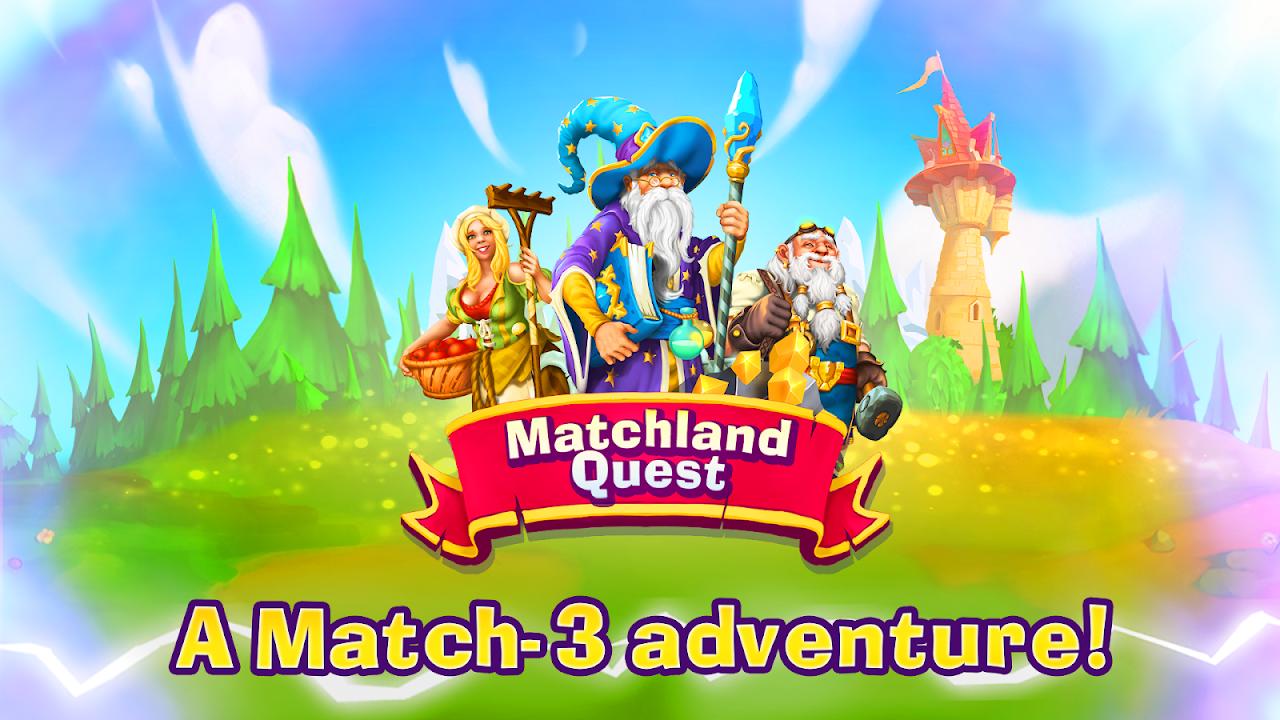 Matchland Quest screenshot 2
