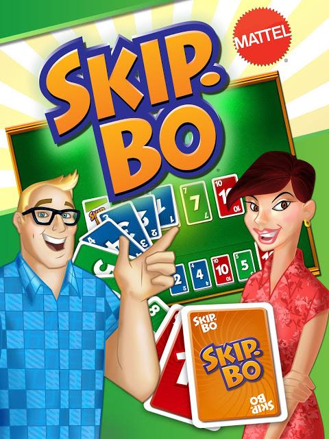 Skip-Bo™ screenshot 1