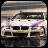Yarış Araba Canlı Duvar Kağıdı Icon