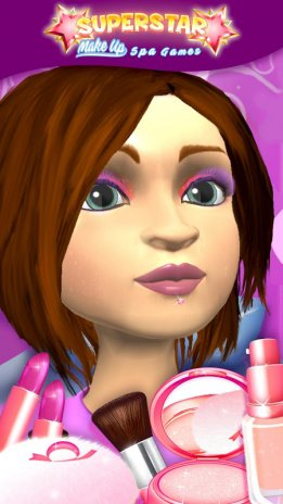 Makeup Games For Girls 3d Fashion Makeup Salon 20 Download Apk