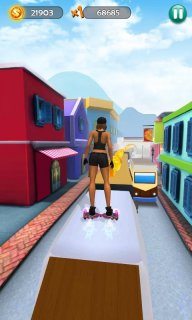 Hoverboard Surfers 3D screenshot 7