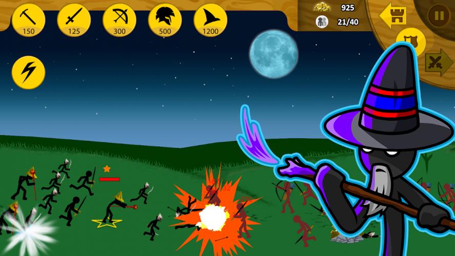 Stick War: Legacy screenshot 2