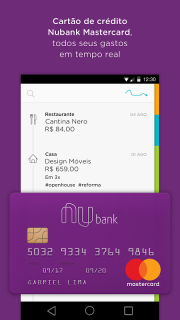 Nubank screenshot 5