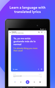 Musixmatch Lyrics screenshot 18