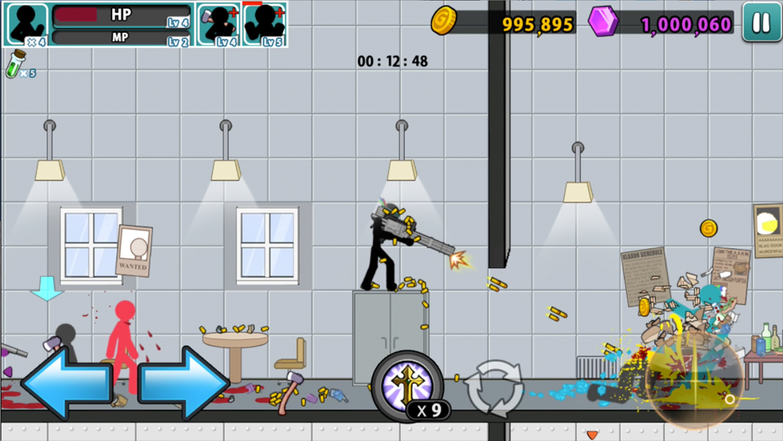 AngerOfStick5 screenshot 2