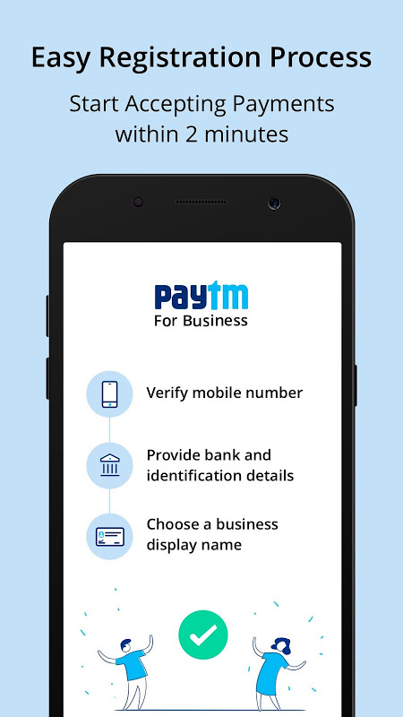 Paytm For Business: Accept & Manage Payments screenshot 1