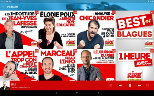 Rire & Chansons Radio screenshot 12