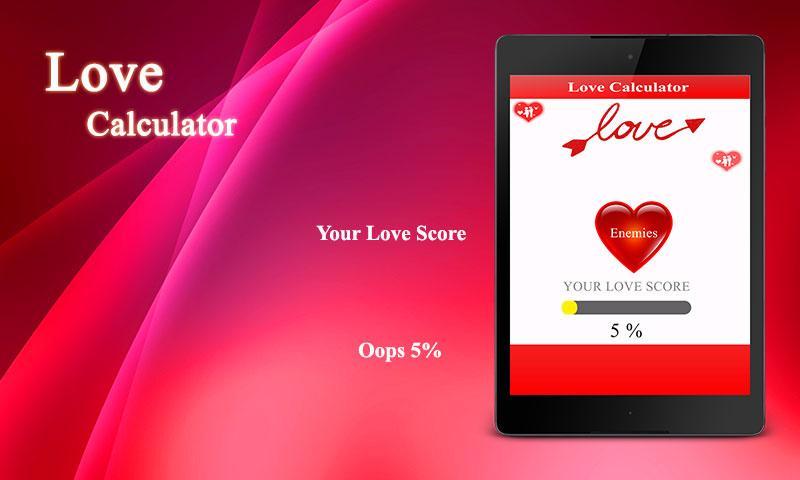 apps comlove calculator couple test