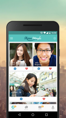 Asian Mingle 6.9.1 Download Android APK   Aptoide