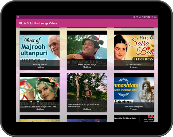 Old Is Gold Hindi Songs Video 2 0 3 Download Apk For Android Aptoide