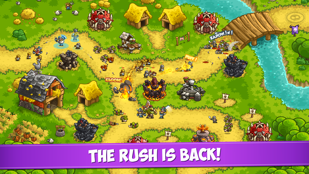 Kingdom Rush Vengeance screenshot 1