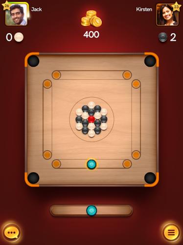 Carrom Pool: Disc Game screenshot 2