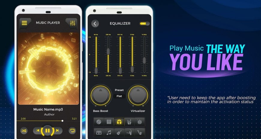 Mp3 Player - Music Player - Volume Up 2018 2 0 0 Download APK for