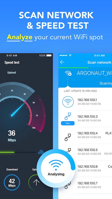WiFi Map Pro — Passwords screenshot 2