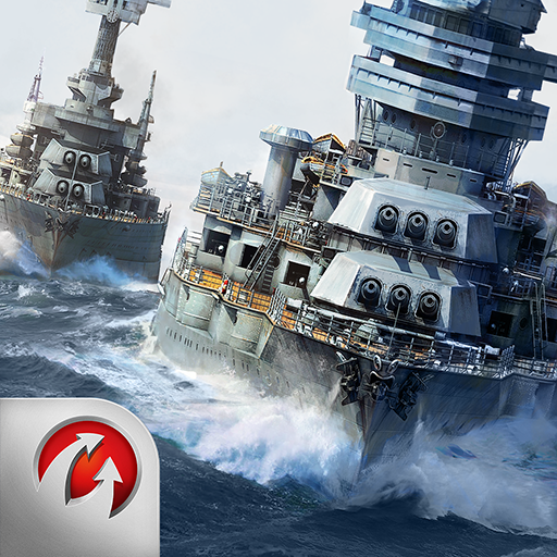 World of Warships Blitz: Gun Boat Action War Game