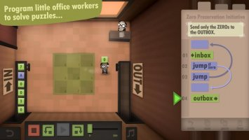 Human Resource Machine Screen