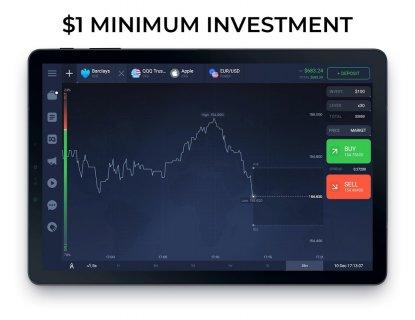 IQ Option broker: trade forex, CFD�s, bitcoin screenshot 5