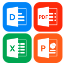 All Document Reader: PDF, Excel, Word, Docx