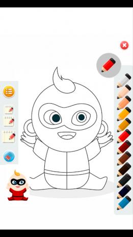 Los Increibles 2 Colorear 105 Descargar Apk Para Android