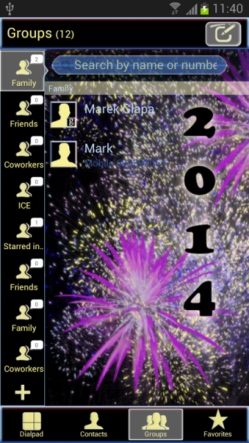 New years eve for go contacts download apk for android for New years eve apps