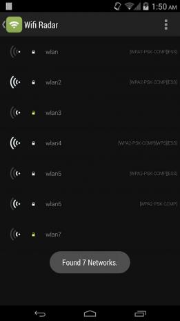 wifi radar software