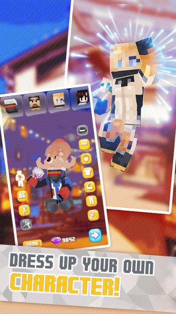 3d Character Design App : Hero create overwatch avatar maker d block video games