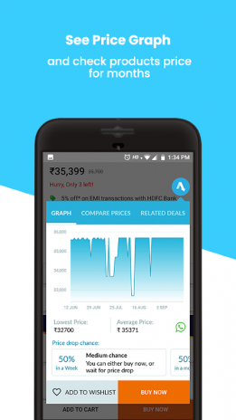 1587c078b Buyhatke Online Shopping Assistant and Tatkal App 2.5.8 Download APK ...