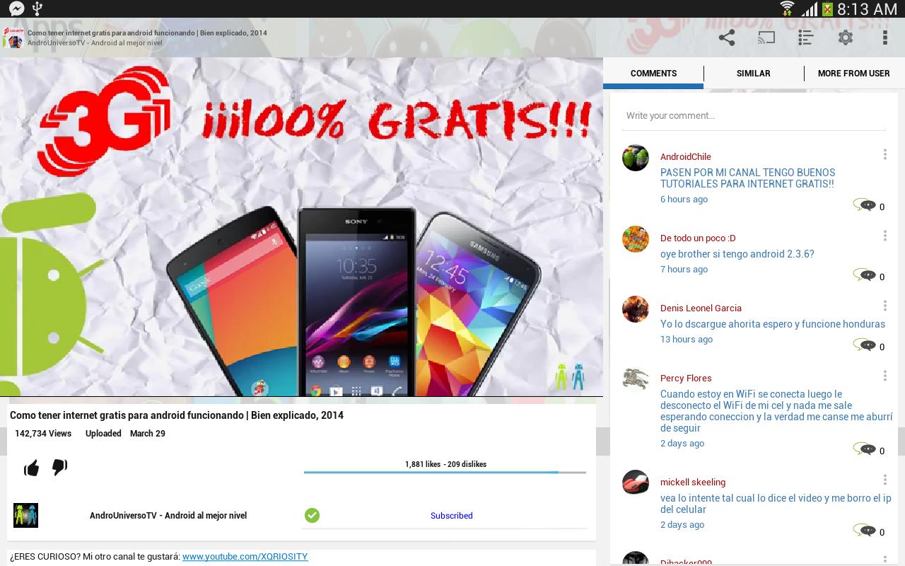 Viral Popup (Youtube Player) screenshot 16