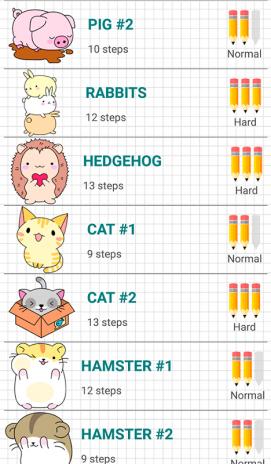 Como Dibujar Kawaii Dibujos 1 0 Descargar Apk Para Android Aptoide