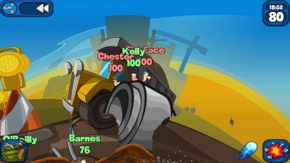 worms 2 armageddon screenshot 4
