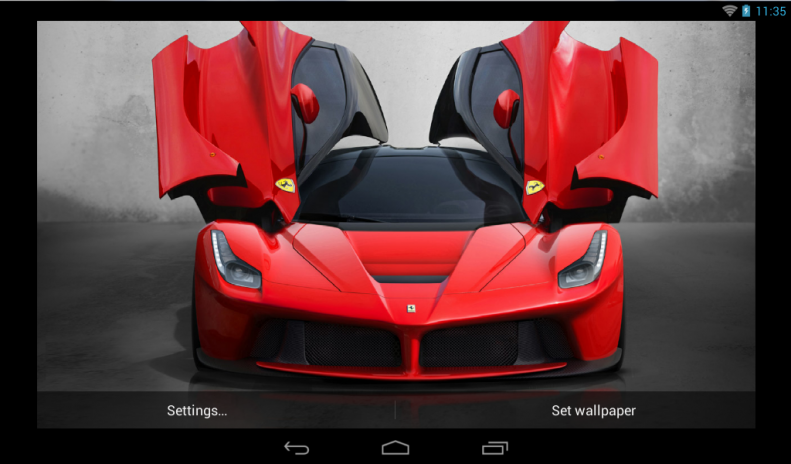 Cars Live Wallpaper 1 6 Download Apk For Android Aptoide