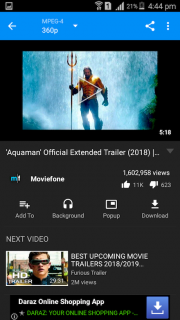 4K HD Video Downloader for YouTube screenshot 6