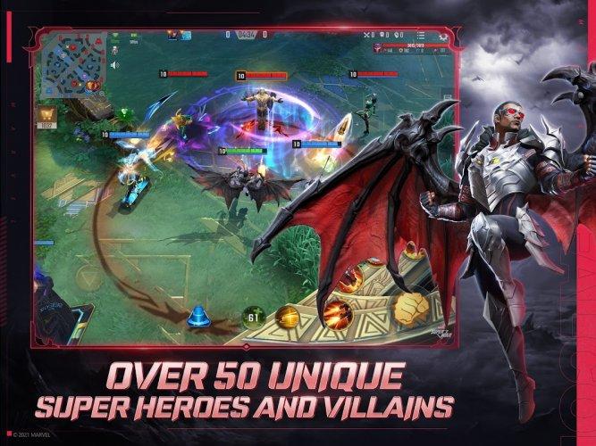MARVEL Super War screenshot 14