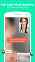 HOLLA: Live Random Video Chat, Meet New People Screen