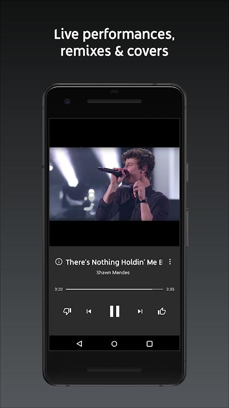 YouTube Music - Stream Songs & Music Videos screenshot 1