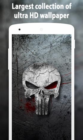 Skull Wallpaper 4k 02 Descargar Apk Para Android Aptoide