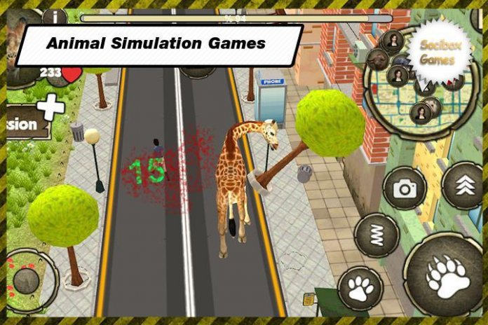 giraffe simulator 4 0 Download APK for Android - Aptoide