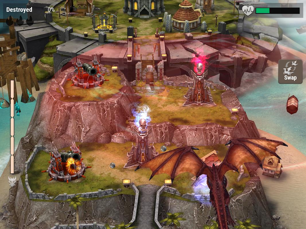 War Dragons screenshot 2