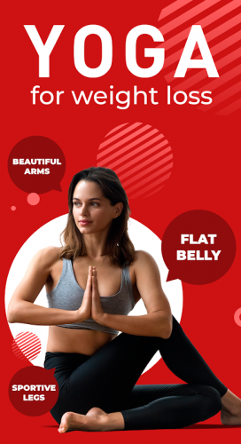 Yoga for weight loss -Lose weight in 30 days plan screenshot 4
