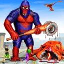 Dinosaur City Rampage Angry Dinosaur Attack Games