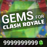 Gems For Clash Royale : Guide Icon