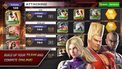 tekken screenshot 5