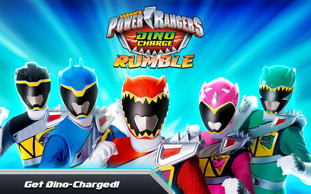 Power Rangers Dino Charge 1 4 0 Download Android Apk Aptoide