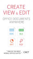 WPS Office + PDF Screen
