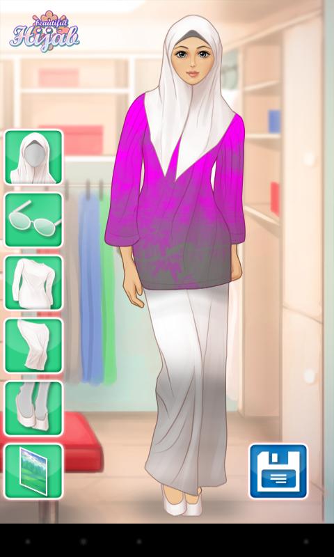 Salon Hijab Design Girl Game 1 0 0 Download Android Apk Aptoide