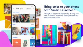 Smart Launcher 5 Screen
