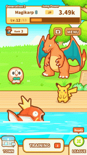 Pokémon: Magikarp Jump screenshot 13