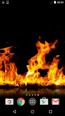Fire Live Wallpaper Screenshot 8