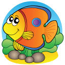 Fishing the Fishes Kids Game